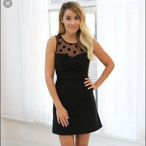 LC Lauren Conrad Little Black Dress